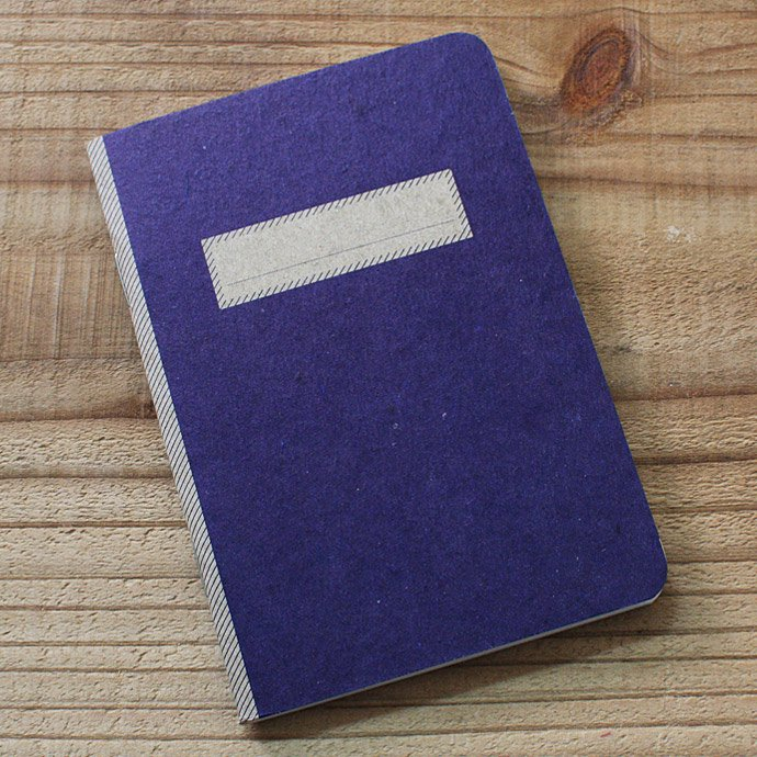 SCOUT BOOKS Composition Notebook(コンポジション ノートブック) - Navy 01