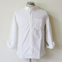 TAURUS / Oxford Shirt - White<img class='new_mark_img2' src='//img.shop-pro.jp/img/new/icons47.gif' style='border:none;display:inline;margin:0px;padding:0px;width:auto;' />