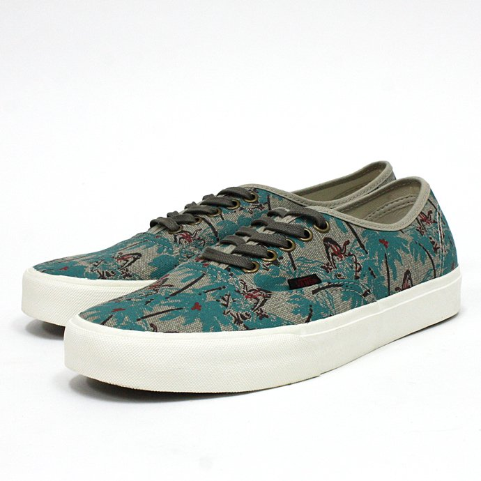 VANS Hula Camo Authentic CA<img class='new_mark_img2' src='//img.shop-pro.jp/img/new/icons47.gif' style='border:none;display:inline;margin:0px;padding:0px;width:auto;' /> 01