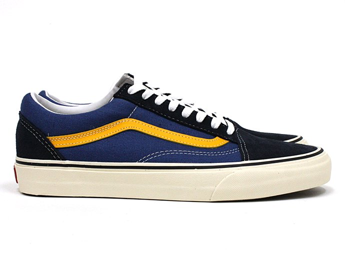 VANS 2 Tone Old Skool - Navy/Citrus<img class='new_mark_img2' src='//img.shop-pro.jp/img/new/icons47.gif' style='border:none;display:inline;margin:0px;padding:0px;width:auto;' /> 02