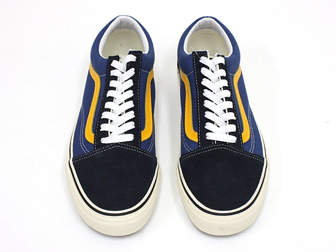 57798333 VANS / 2 Tone Old Skool - Navy/Citrus<img class='new_mark_img2' src='//img.shop-pro.jp/img/new/icons47.gif' style='border:none;display:inline;margin:0px;padding:0px;width:auto;' /> 02