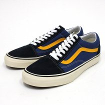 VANS 2 Tone Old Skool - Navy/Citrus<img class='new_mark_img2' src='//img.shop-pro.jp/img/new/icons47.gif' style='border:none;display:inline;margin:0px;padding:0px;width:auto;' />