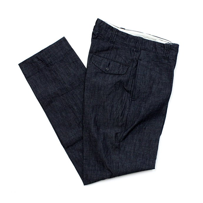 57954493 TAURUS / Standard Denim Trousers デニムスラックス 01