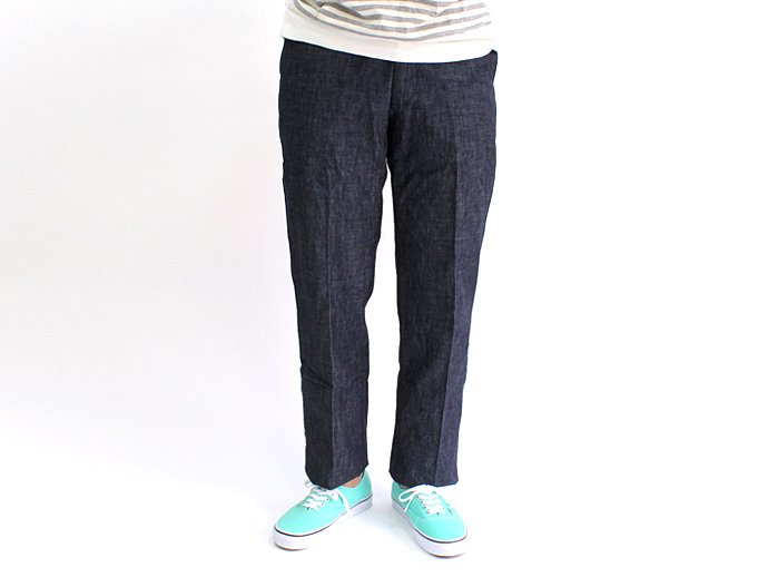 57954493 TAURUS / Standard Denim Trousers デニムスラックス 02
