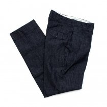 TAURUS / Standard Denim Trousers デニムスラックス