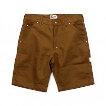 TAURUS / Canvas Tool Shorts キャンバス ツールショーツ - Brown<img class='new_mark_img2' src='//img.shop-pro.jp/img/new/icons20.gif' style='border:none;display:inline;margin:0px;padding:0px;width:auto;' />