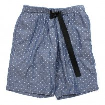 Jamming / Climbing Shorts - Polka Dot Chambray<img class='new_mark_img2' src='//img.shop-pro.jp/img/new/icons47.gif' style='border:none;display:inline;margin:0px;padding:0px;width:auto;' />