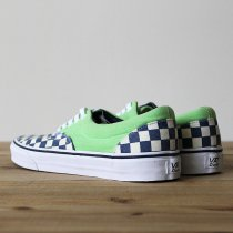 VANS / Van Doren Era - Checker/Green<img class='new_mark_img2' src='//img.shop-pro.jp/img/new/icons47.gif' style='border:none;display:inline;margin:0px;padding:0px;width:auto;' />