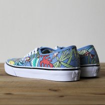 VANS Van Doren Authentic - Parrot/Light Blue