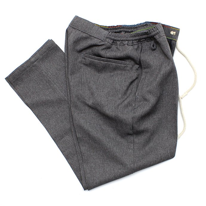 Hexico Deformer Pants - Quarter Easy Ex. U.S. Action Slacks - Grey L<img class='new_mark_img2' src='//img.shop-pro.jp/img/new/icons47.gif' style='border:none;display:inline;margin:0px;padding:0px;width:auto;' /> 01