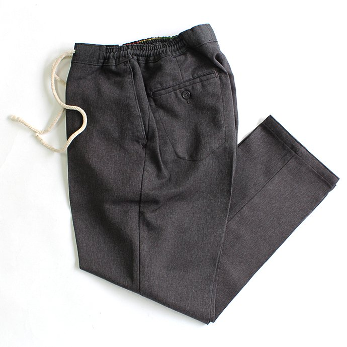 Hexico Deformer Pants - Quarter Easy Ex. U.S. Action Slacks - Charcoal M<img class='new_mark_img2' src='//img.shop-pro.jp/img/new/icons47.gif' style='border:none;display:inline;margin:0px;padding:0px;width:auto;' /> 01