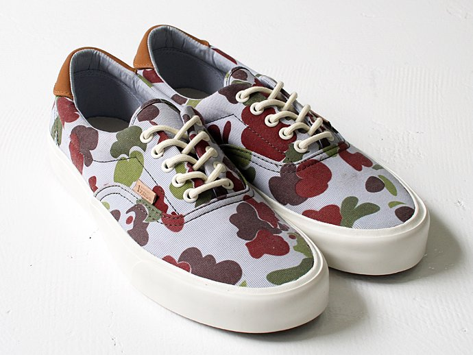 VANS Camo Suiting Era 59 CA - Captain's Blue<img class='new_mark_img2' src='//img.shop-pro.jp/img/new/icons47.gif' style='border:none;display:inline;margin:0px;padding:0px;width:auto;' /> 02