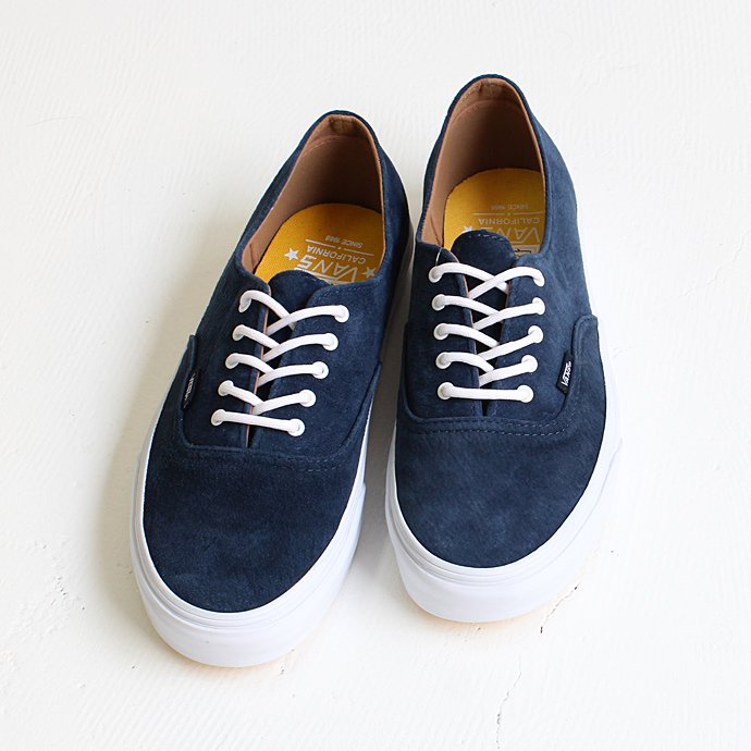 VANS CA Buck Authentic Decon CA - Dress Blues<img class='new_mark_img2' src='//img.shop-pro.jp/img/new/icons47.gif' style='border:none;display:inline;margin:0px;padding:0px;width:auto;' /> 01