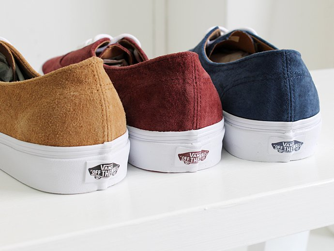 VANS CA Buck Authentic Decon CA - Dress Blues<img class='new_mark_img2' src='//img.shop-pro.jp/img/new/icons47.gif' style='border:none;display:inline;margin:0px;padding:0px;width:auto;' /> 02
