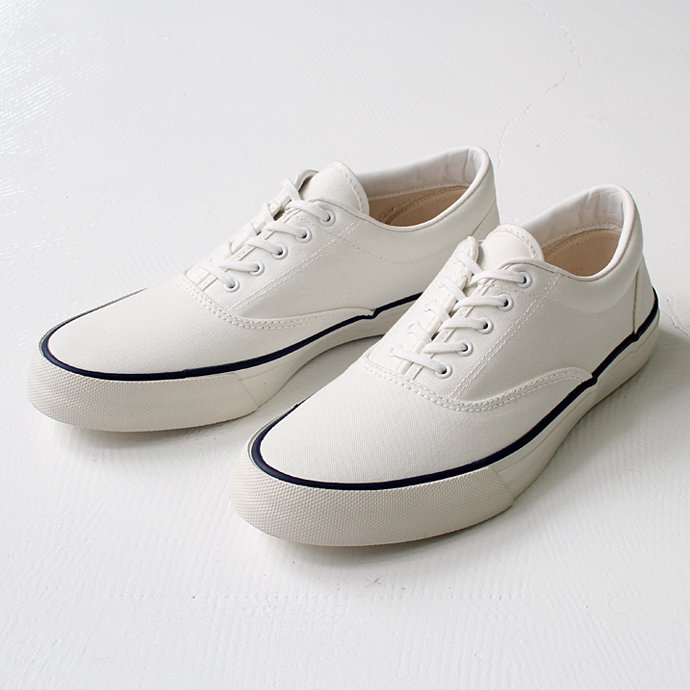 Other Brands U.S. Keds / 1960 Boat Shoe - Blanc(White)<img class='new_mark_img2' src='//img.shop-pro.jp/img/new/icons47.gif' style='border:none;display:inline;margin:0px;padding:0px;width:auto;' /> 01