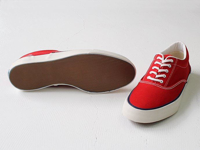 Other Brands U.S. Keds / 1960 Boat Shoe - Cardinal(Red)<img class='new_mark_img2' src='//img.shop-pro.jp/img/new/icons47.gif' style='border:none;display:inline;margin:0px;padding:0px;width:auto;' /> 02