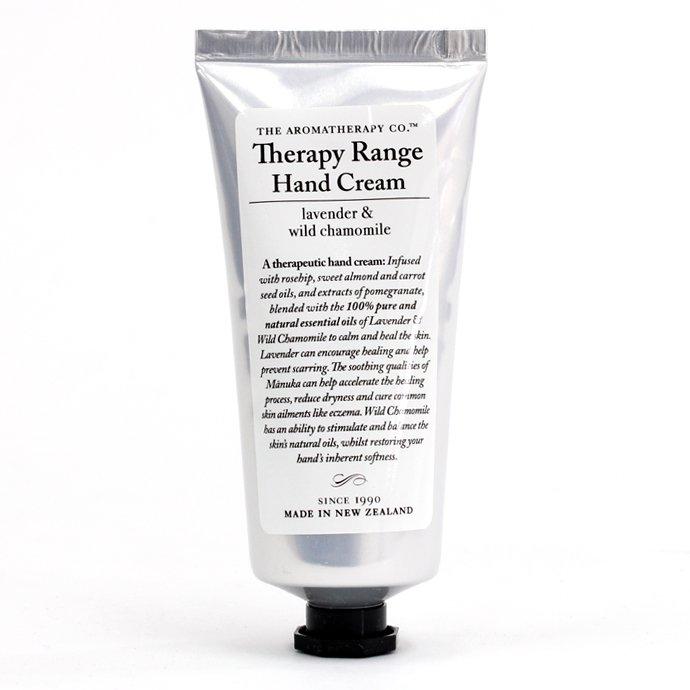 Therapy Range / Hand Cream - Lavender & Wild Chamomile