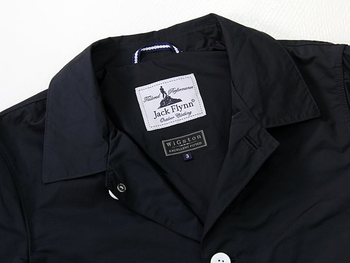 Other Brands Jack Flynn / ステンカラーコート - Dark Navy<img class='new_mark_img2' src='//img.shop-pro.jp/img/new/icons47.gif' style='border:none;display:inline;margin:0px;padding:0px;width:auto;' /> 02