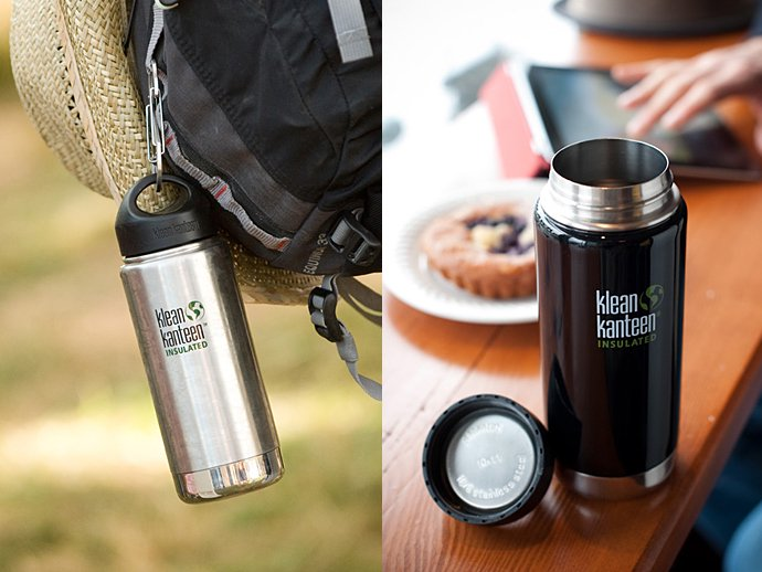 Klean Kanteen ワイド・インスレート グレーシャーホワイト 12oz./16oz./20oz.<img class='new_mark_img2' src='//img.shop-pro.jp/img/new/icons47.gif' style='border:none;display:inline;margin:0px;padding:0px;width:auto;' /> 02