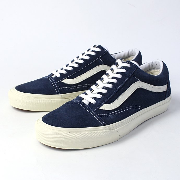 VANS Old Skool Vintage - Dress Blues<img class='new_mark_img2' src='//img.shop-pro.jp/img/new/icons47.gif' style='border:none;display:inline;margin:0px;padding:0px;width:auto;' /> 01