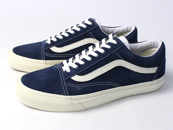 VANS Old Skool Vintage - Dress Blues<img class='new_mark_img2' src='//img.shop-pro.jp/img/new/icons47.gif' style='border:none;display:inline;margin:0px;padding:0px;width:auto;' /> 02