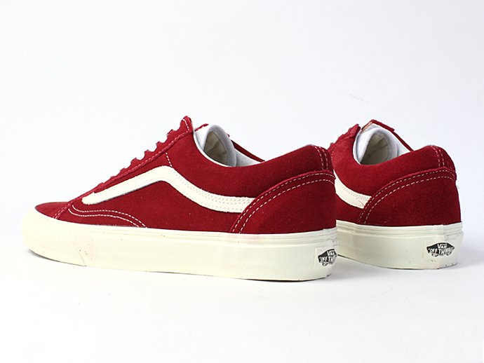 VANS Old Skool Vintage - Rio Red<img class='new_mark_img2' src='//img.shop-pro.jp/img/new/icons47.gif' style='border:none;display:inline;margin:0px;padding:0px;width:auto;' /> 02