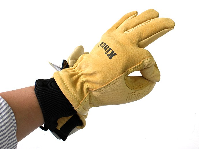 Other Brands Kinco Gloves / 901 Lined Pigskin Ski Glove<img class='new_mark_img2' src='//img.shop-pro.jp/img/new/icons47.gif' style='border:none;display:inline;margin:0px;padding:0px;width:auto;' /> 02