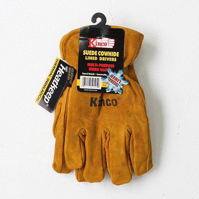 66052549 Kinco Gloves / 50RL Lined Cowhide Drivers Glove<img class='new_mark_img2' src='//img.shop-pro.jp/img/new/icons47.gif' style='border:none;display:inline;margin:0px;padding:0px;width:auto;' /> 01