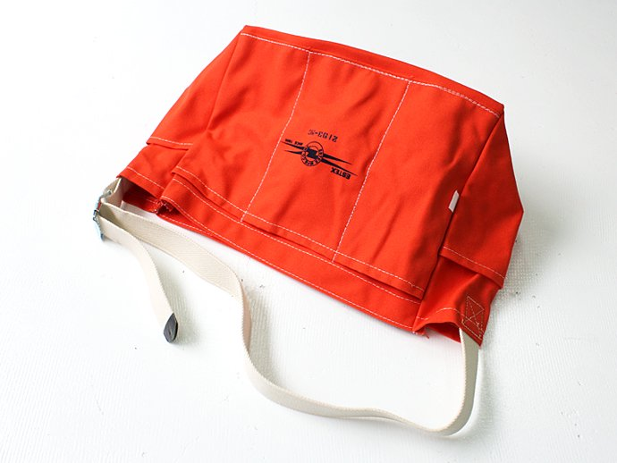Other Brands ESTEX / 2193-MC Canvas Tool Bag - Orange<img class='new_mark_img2' src='//img.shop-pro.jp/img/new/icons47.gif' style='border:none;display:inline;margin:0px;padding:0px;width:auto;' /> 02