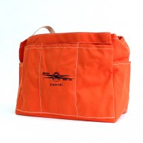 Other Brands ESTEX / 2193-MC Canvas Tool Bag - Orange