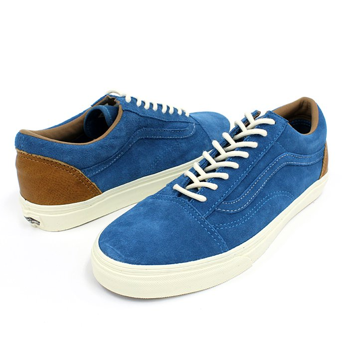 66761197 VANS / 2 Tone Old Skool Reissue CA - Blue Sapphire/Cathay Spice<img class='new_mark_img2' src='//img.shop-pro.jp/img/new/icons47.gif' style='border:none;display:inline;margin:0px;padding:0px;width:auto;' /> 01