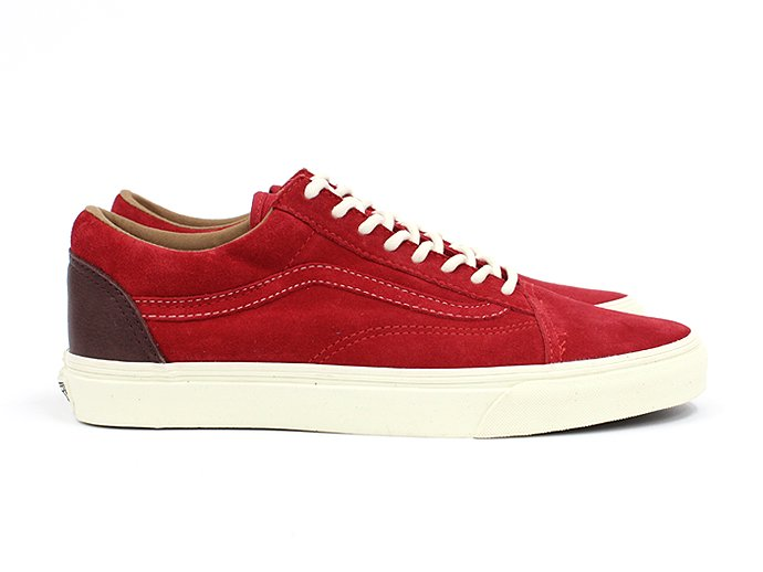 66761559 VANS / 2 Tone Old Skool Reissue CA - Tango Red/Winetasting<img class='new_mark_img2' src='//img.shop-pro.jp/img/new/icons47.gif' style='border:none;display:inline;margin:0px;padding:0px;width:auto;' /> 02