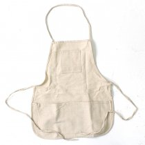 Heritage Leather Co. / 4-Pocket Utility Bib Style Apron