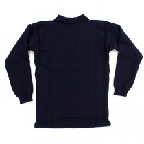Other Brands Guernsey Woollens / The Traditional Guernsey Sweater - Navy ガンジーウーレンズ ガンジーセーター ネイビー<img class='new_mark_img2' src='//img.shop-pro.jp/img/new/icons47.gif' style='border:none;display:inline;margin:0px;padding:0px;width:auto;' />