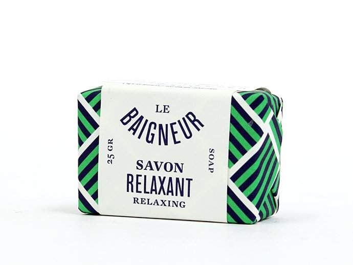 Other Brands LE BAIGNEUR / MINI SAVON - RELAXANT ル・ベヌール ミニソープ 25g リラックスソープ<img class='new_mark_img2' src='//img.shop-pro.jp/img/new/icons47.gif' style='border:none;display:inline;margin:0px;padding:0px;width:auto;' /> 02