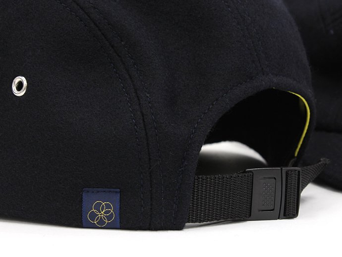 Other Brands Candyrim / Wool 5-Panel Cap - Navy<img class='new_mark_img2' src='//img.shop-pro.jp/img/new/icons47.gif' style='border:none;display:inline;margin:0px;padding:0px;width:auto;' /> 02