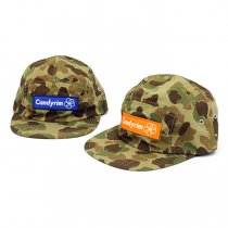 Other Brands Candyrim / 5-Panel Cap - Duck Hunter Camo