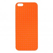 Other Brands THINGING / Phone Back for iPhone 5/5s - Orange