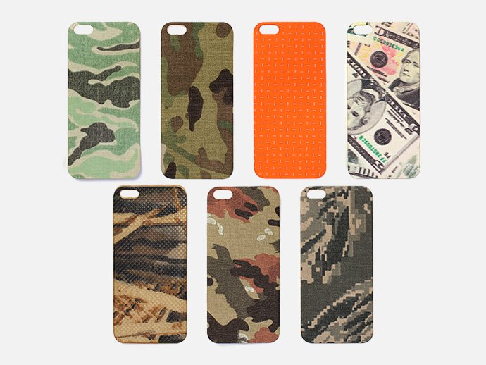 Other Brands THINGING / Phone Back for iPhone 5/5s - Multi Camo<img class='new_mark_img2' src='//img.shop-pro.jp/img/new/icons47.gif' style='border:none;display:inline;margin:0px;padding:0px;width:auto;' /> 02