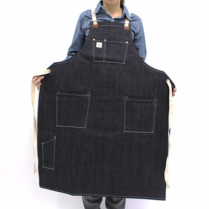 Other Brands DAWSON DENIM / The Mercantile Apron<img class='new_mark_img2' src='//img.shop-pro.jp/img/new/icons47.gif' style='border:none;display:inline;margin:0px;padding:0px;width:auto;' /> 01