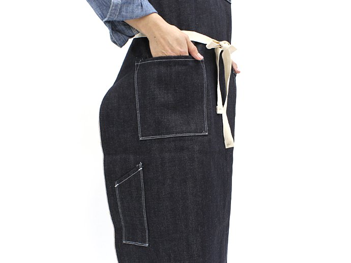 Other Brands DAWSON DENIM / The Mercantile Apron<img class='new_mark_img2' src='//img.shop-pro.jp/img/new/icons47.gif' style='border:none;display:inline;margin:0px;padding:0px;width:auto;' /> 02