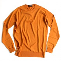 Other Brands JOHN SMEDLEY / MARCUS クルーネックセーター - Butternut Squash