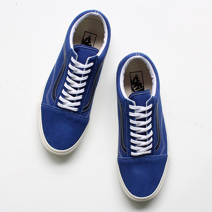 VANS Vintage Old Skool - True Blue/Black Iris<img class='new_mark_img2' src='//img.shop-pro.jp/img/new/icons47.gif' style='border:none;display:inline;margin:0px;padding:0px;width:auto;' /> 01