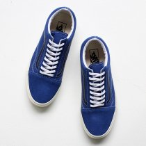 VANS Vintage Old Skool - True Blue/Black Iris