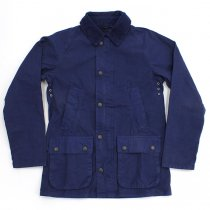 Barbour BEDALE SL Overdyed - Ink Blue