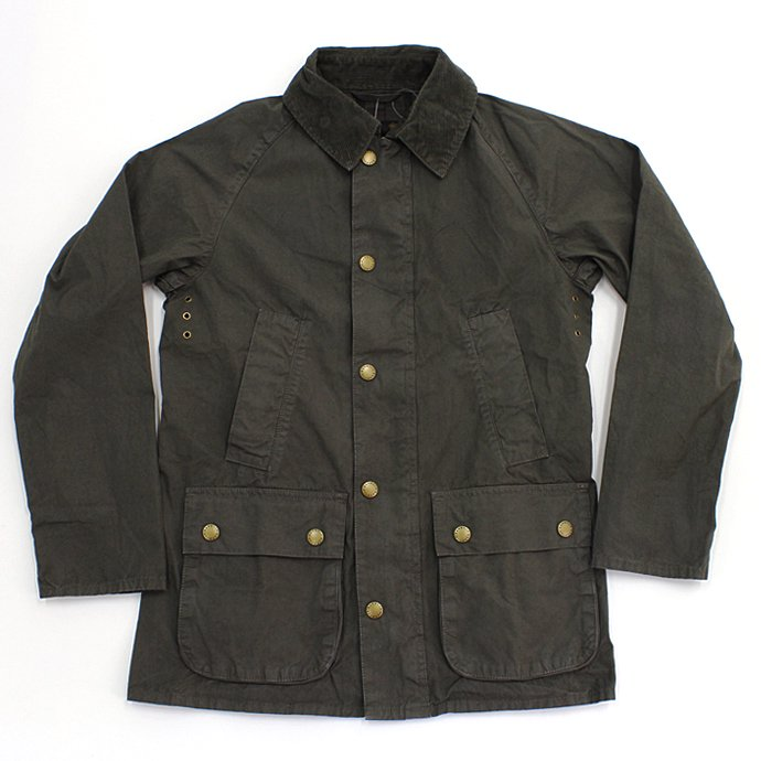 Barbour BEDALE SL Overdyed - Olive 01