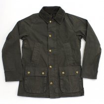Barbour / BEDALE SL Overdyed - Olive