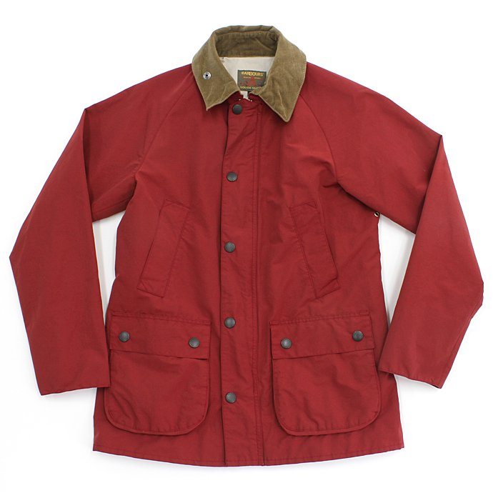 71689538 Barbour / BEDALE SL 60/40 - Red 01