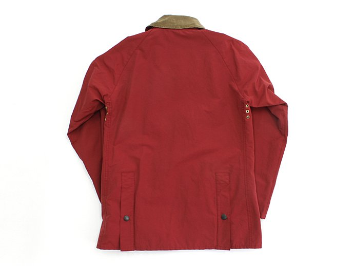71689538 Barbour / BEDALE SL 60/40 - Red 02