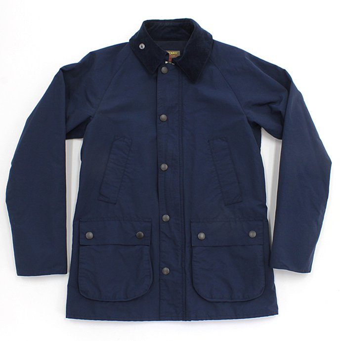 Barbour BEDALE SL 60/40 - Navy<img class='new_mark_img2' src='//img.shop-pro.jp/img/new/icons47.gif' style='border:none;display:inline;margin:0px;padding:0px;width:auto;' /> 01